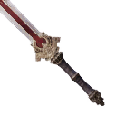Flawless Bloodletter Two-Handed Sword