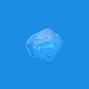 Glowing Blue Gem