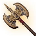 Exceptional Khitan War-axe