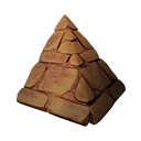 Sandstone Ramp Corner