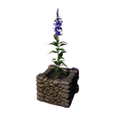 Decorative Planter (Midnight Blue)