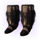 Pictish Warchief Boots
