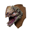 Demonic Shaleback Head Trophy