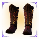 Exceptional Khitan Captain Boots