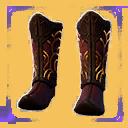Khitan Captain Boots