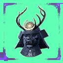 Yamatai Warlord Helmet