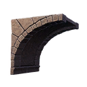 Arena Vaulted Ceiling (single)