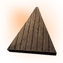 Turanian Wedge Sloped Roof