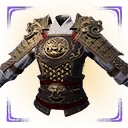 Flawless Khitan Imperial Breastplate