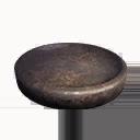 Iron Plinth Display