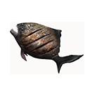经过烹制的鱼肉
