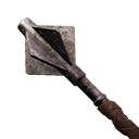 Flawless Flanged Iron Mace