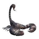 Tamed Scorpion