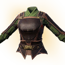Flawless Khitan Mercenary Cuirass