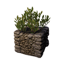 Decorative Planter (Highland Bush)