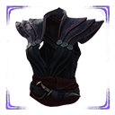 无瑕的勒穆里亚战士胸甲