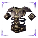 Exceptional Barbarian Chestplate