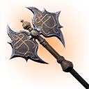 Flawless Turanian War-Axe