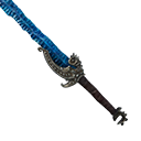 Exceptional Obsidian Great Sword