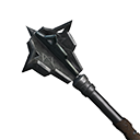 Flawless Steel Mace