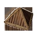 Wooden Rooftop Cap