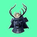 Flawless Yamatai Warlord Helmet