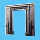 Aquilonian Doorframe