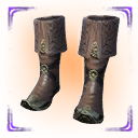 Flawless Turanian Mercenary Boots