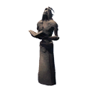 Statuette of the Priest King