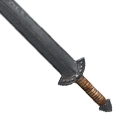 Exceptional Iron Broadsword