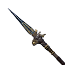 Flawless Serpent-man War Spear