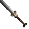 Hardened Two-Handed Sword