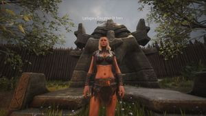 Ladagara Daughter Of Ymir