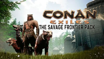 Conan Exiles - The Savage Frontier Pack