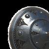 鐵質小圓盾