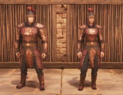 Khitan Captain