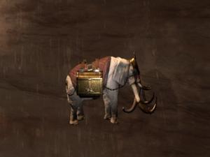 Caravan Elephant
