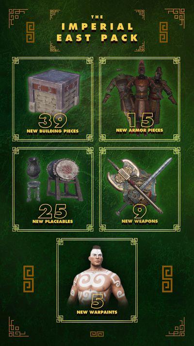 Downloadable Content - Official Conan Exiles Wiki