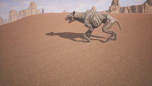 Undead Hyena