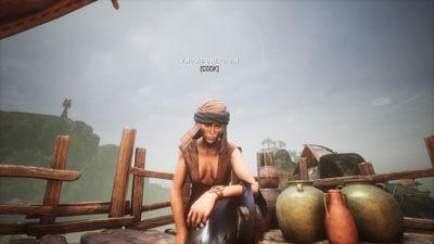 Vatessa at her Jamilla's Liberty spawn