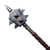 Hardened Steel Mace