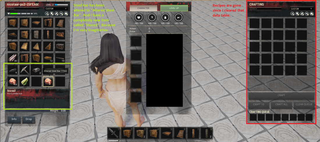 Modding DataTables and Components - Official Conan Exiles Wiki