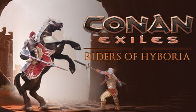 Conan Exiles - Riders of Hyboria Pack