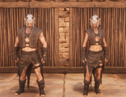 Hyena Fur