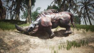 Reptilian Monstrosity (Legendary Creature)