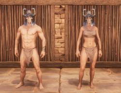 Setite Cult Helmet