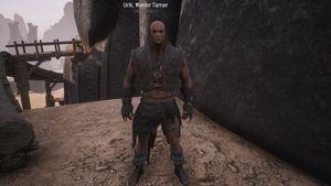 Urik, Master Tamer