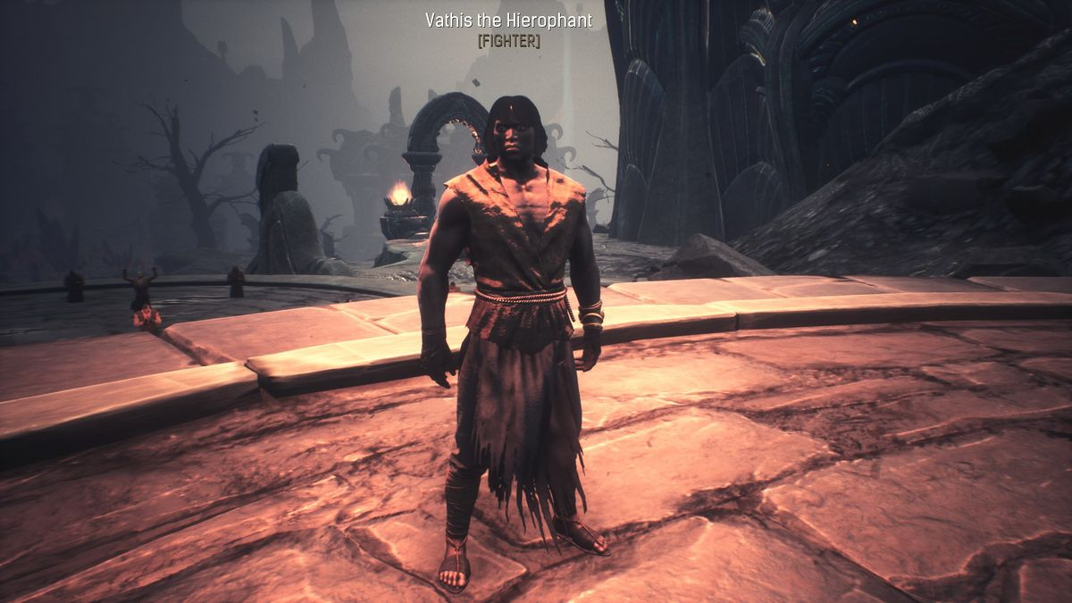 Vathis the Hierophant - Official Conan Exiles Wiki