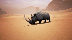 Rhino (gray)