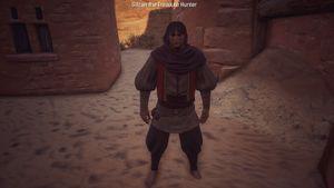 Gilzan the Treasure Hunter